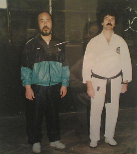 Shigeru Kimura e Marcelo Azevedo